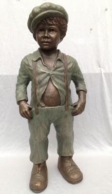 Realistische sculptuur